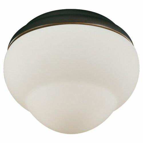 Monte Carlo Fan Company One Light Energy Star Ceiling Fan Light Kit