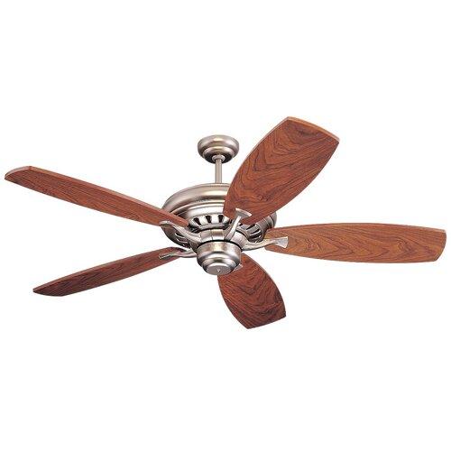 Monte Carlo Fan Company 54 Maxima 5 Blade Ceiling Fan with Remote