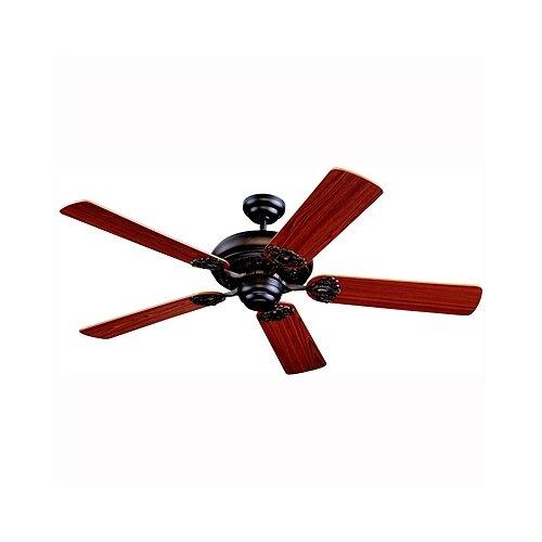 Monte Carlo Fan Company 52 Premier 5 Blade Ceiling Fan with Remote