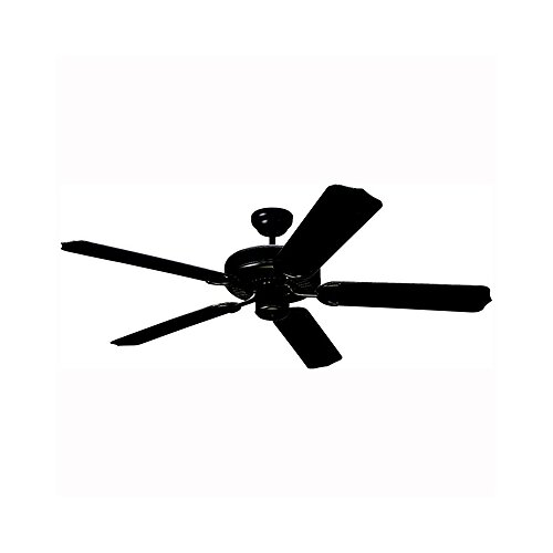 Monte Carlo Fan Company 52 Weatherford 5 Blade Ceiling Fan with