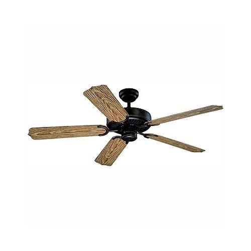 Monte Carlo Fan Company 52 Weatherford 5 Blade Ceiling Fan with
