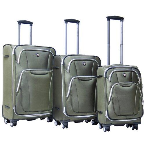 CalPak Dawson 3 Piece Expandable Luggage Set   LDW3000 XX