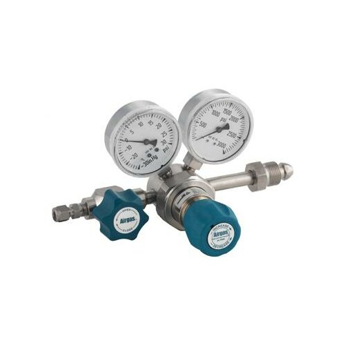 Airgas   400 PSI Delivery Single Stage High Purity Stainless Steel
