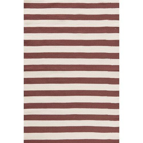 Trans Ocean Ravella Floor Tile Red Indoor / Outdoor Rug   RVL197624