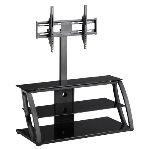 Hazelwood Home 45 Plasma Tv Stand With Mounting Bracket Tv11235 W On