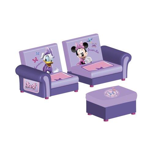 Delta Children's Products Disney Minnie Mouse Kids Sofa