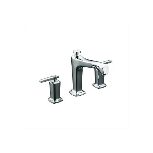 Price Pfister Saxton Double Handle Deck Mount Roman Tub Faucet   RT6