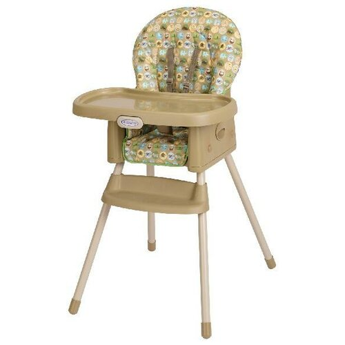 graco simple switch high chair and booster seat. Black Bedroom Furniture Sets. Home Design Ideas