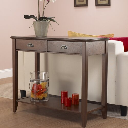 Home Styles Modern Craftsman Console Table   88 5050 22