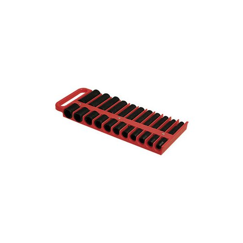 Lisle 1/2 Socket Holder Red