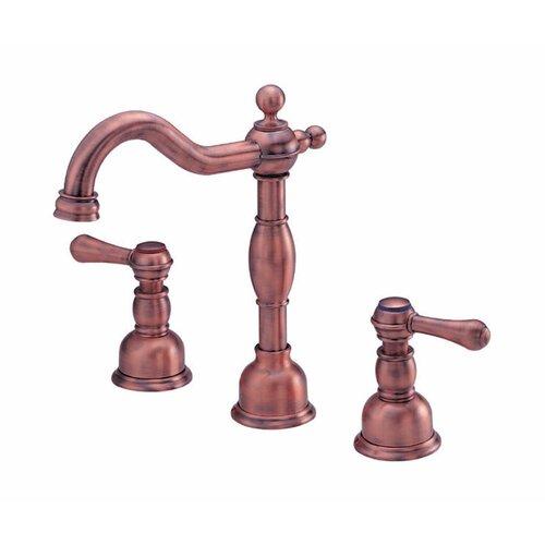 Danze Opulence Double Handle Deck Mount Roman Tub Faucet
