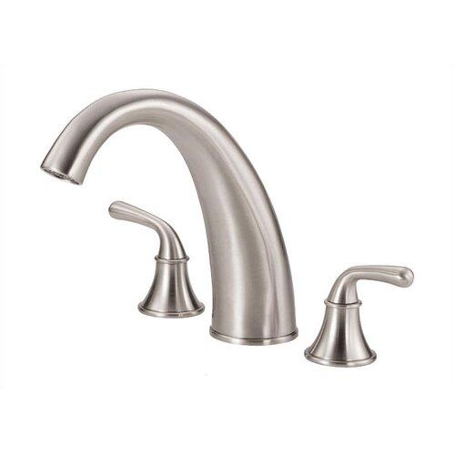 Danze Bannockburn Double Handle Deck Mount Roman Tub Faucet Trim