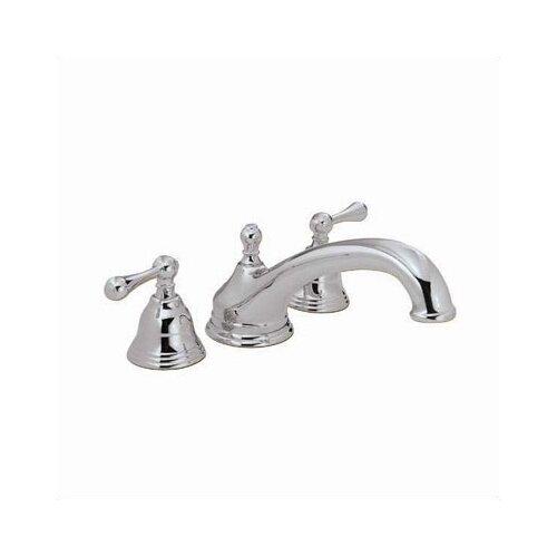 Pegasus 1000 Series Double Handle Deck Mount Roman Tub Faucet Trim