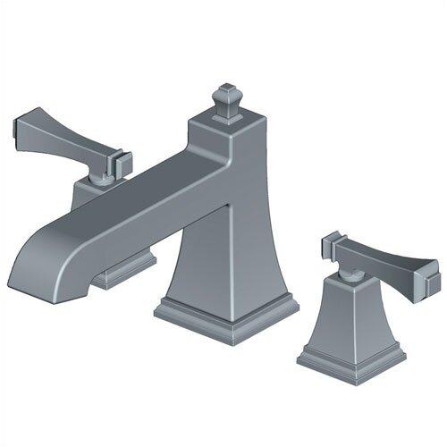 Pegasus Exhibit Double Handle Deck Mount Roman Tub Faucet Trim