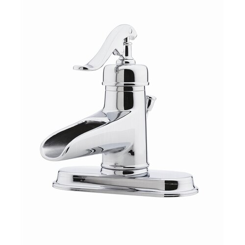 Price Pfister Ashfield Single Hole Vessel Bathroom Faucet with Single