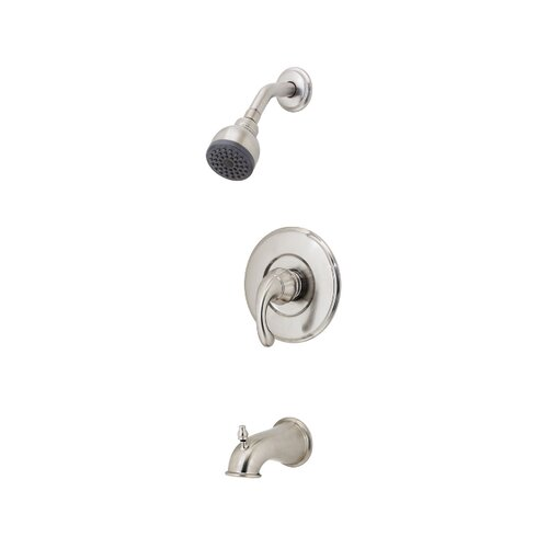 Price Pfister Treviso Tub and Shower Faucet Set   R89 8DC0
