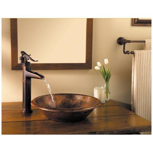 Price Pfister Ashfield Single Hole Vessel Bathroom Faucet with Single