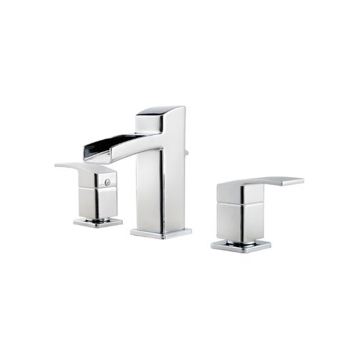 Price Pfister Kenzo Widespread Bathroom Faucet with Single Lever