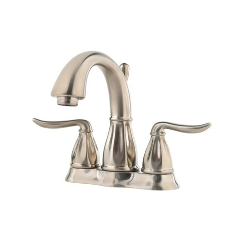 Price Pfister Sedona Centerset Bathroom Faucet with Double Lever