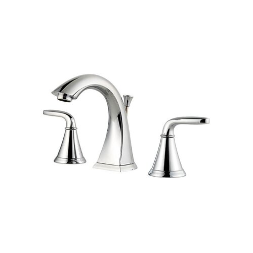 Price Pfister Pasadena Widespread Bathroom Faucet with Double Handles