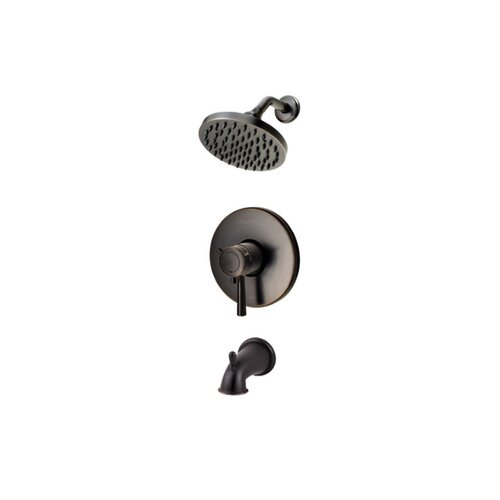 Price Pfister Volume Control Tub and Shower Faucet