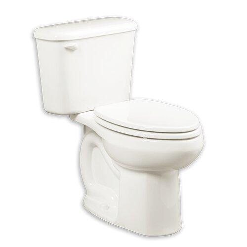american standard colony 1 6 gpf elongated toilet white ebay