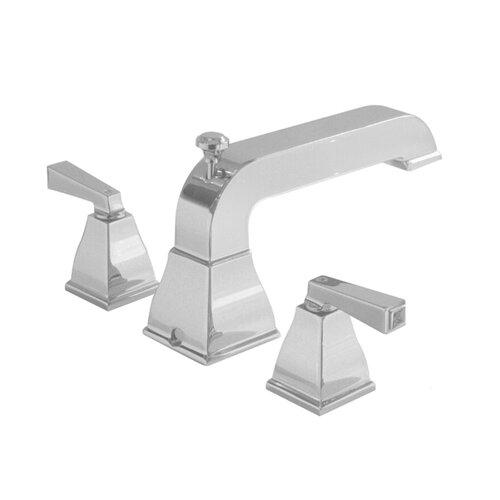 American Standard Town Square Double Handle Deck Mount Bath Tub Faucet