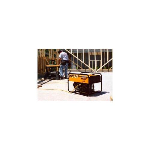 Winco Power Systems Industrial Series 5000 Watt Portable Gas Generator