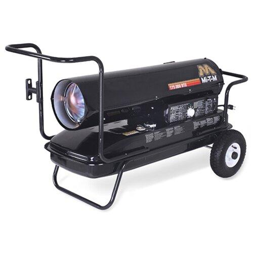Kerosene 125,000 BTU Forced Air Portable Space Heater