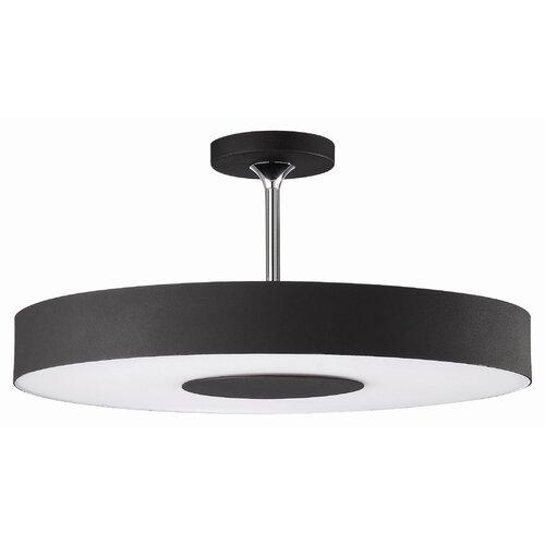 Philips Forecast Lighting Discus 1 Light Ceiling Lamp On