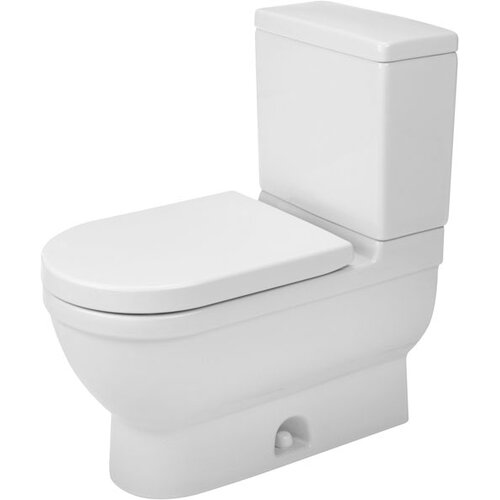 duravit starck 3 elongated toilet bowl only