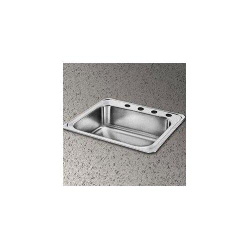 Elkay Celebrity 31 x 22 Self Rimming Stainless Steel Sink Set