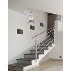 Humiston 3-Light Foyer Pendant