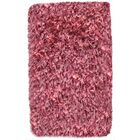 Calypso Jersey Pink Area Rug Rug Size: Rectangle 4'7