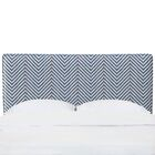 Yearby Upholstered Panel Headboard Size: Full