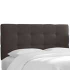 Bailey Tufted Upholstered Headboard Size: Queen
