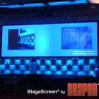 StageScreen Matt White Portable Projection Screen Size/Format: 255