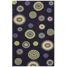 Decor Purple Area Rug Rug Size: 5' x 7'6