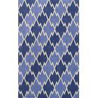 Cologne Blue Area Rug Rug Size: 5' x 7'6
