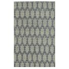 Electra Gray Area Rug Rug Size: 7'9