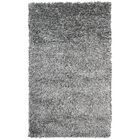 Sheen Ivory / Black Area Rug Rug Size: 8' x 11'
