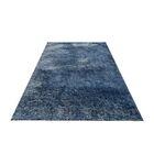 Ales Sky Blue Area Rug Rug Size: 5' x 7'