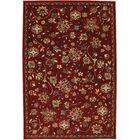 Dryden Emerson Crimson Area Rug Rug Size: Rectangle 8' x 11'