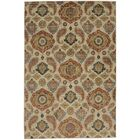 Savannah Orleans Beige Area Rug Rug Size: Rectangle 8' x 11'