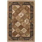 Destinations Boca Palms Citron Area Rug Rug Size: Rectangle 5'3