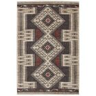 Destinations Hulett Charcoal Area Rug Rug Size: Rectangle 5'3