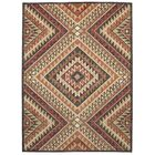 Destinations South Pass Charcoal/Gold Area Rug Rug Size: Rectangle 5'3