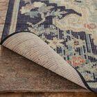 Kavya Power Loom Polyester Tan Area Rug Rug Size: Rectangle 5' x 8'