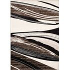 Wetmore Brown Area Rug Rug Size: 5' x 8'