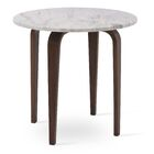 Chanelle Marble End Table
